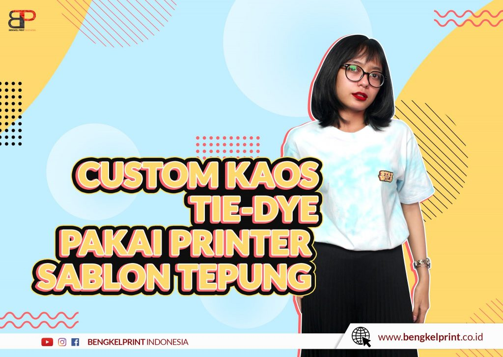 Printer Sablon Tepung Murah