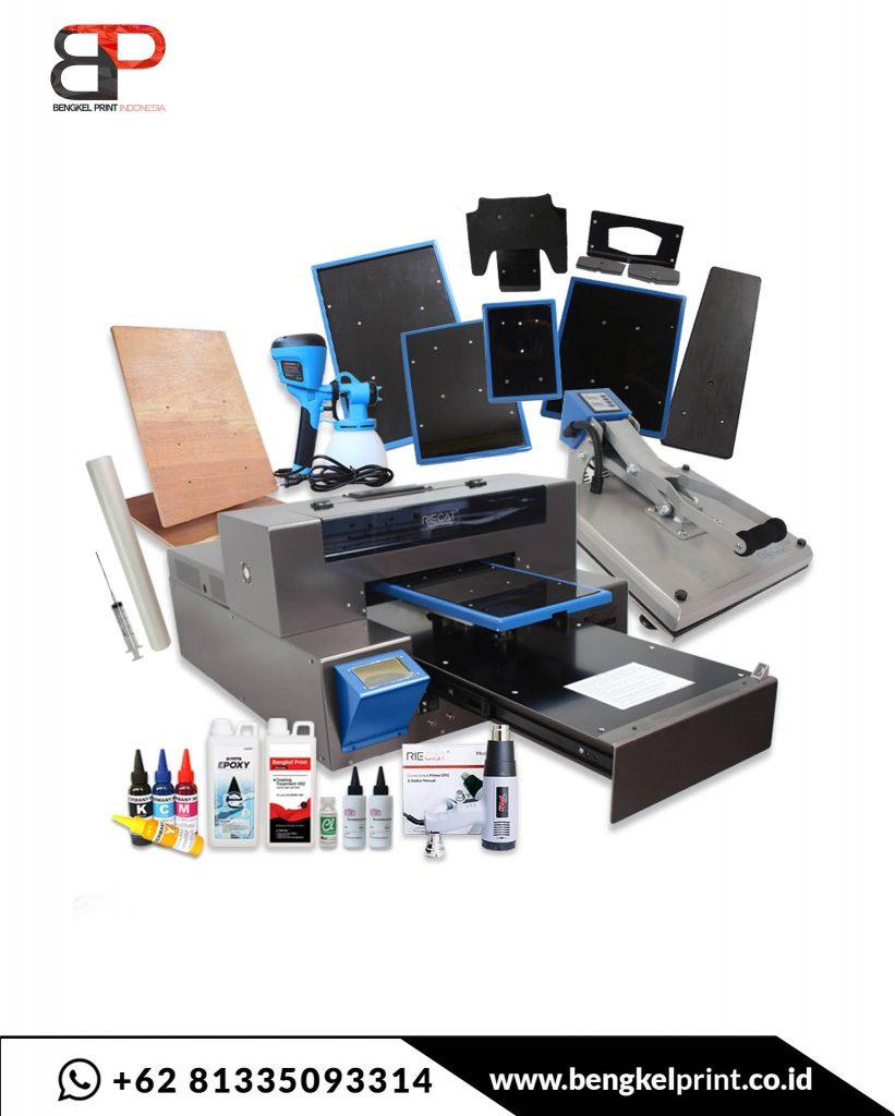 paket usaha printer DTG GEN 2 murah