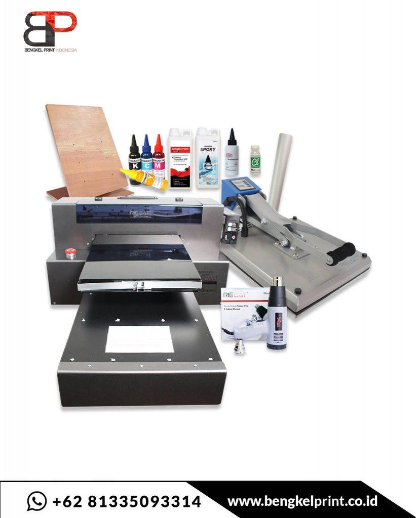 jual printer DTG A3 super murah