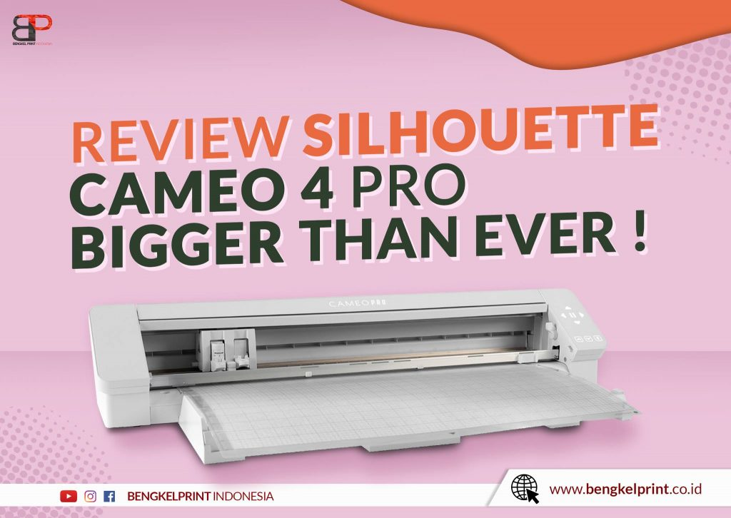 fitur silhouette cameo 4 PRO