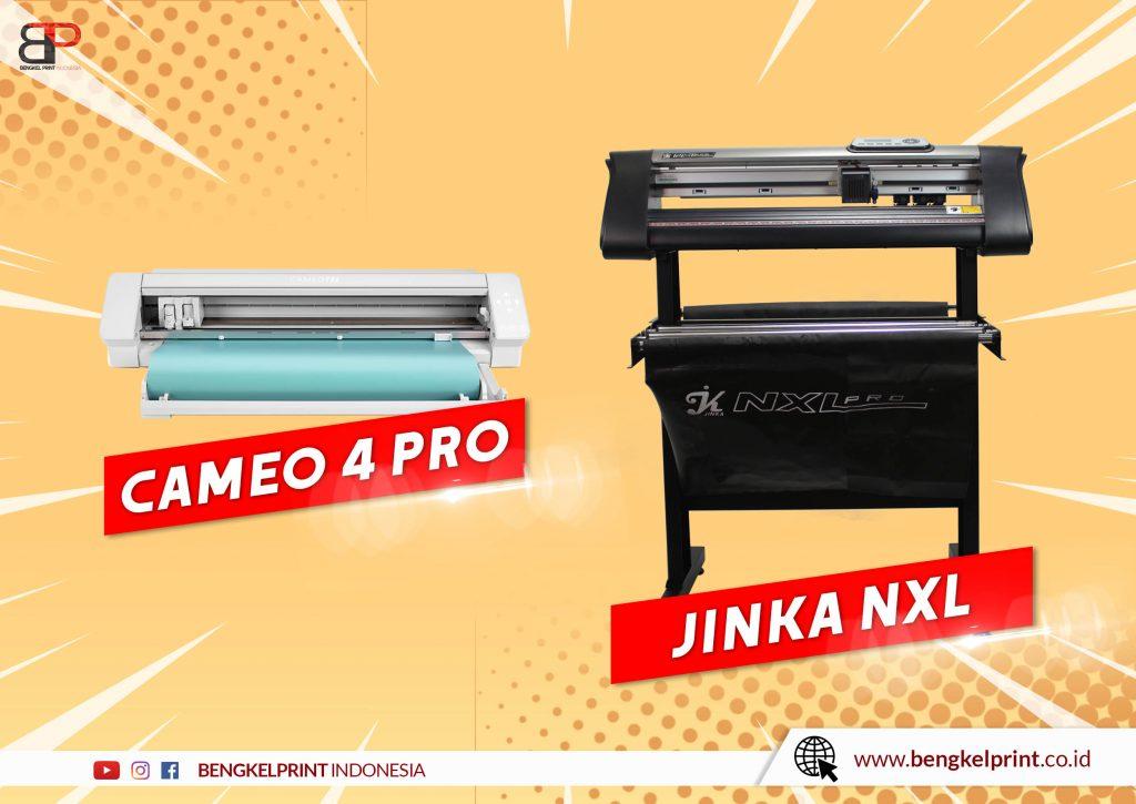 Perbedaan JINKA nxl ac dengan Cameo pro