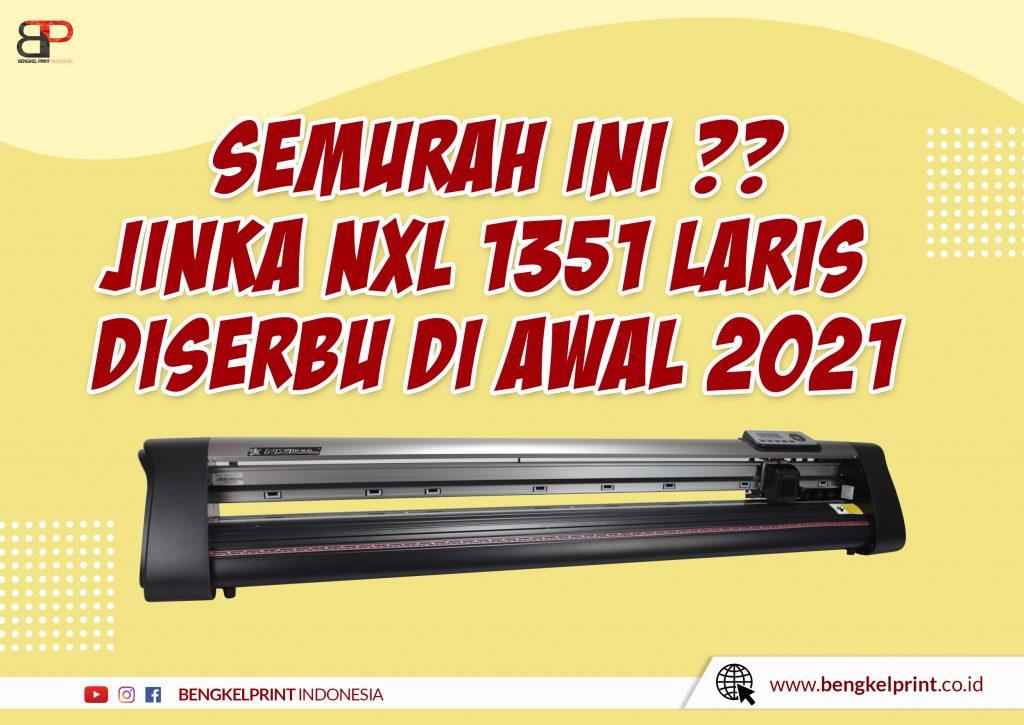 Harga JINKA NXL AC Dan NXL PRO 1351 Murah