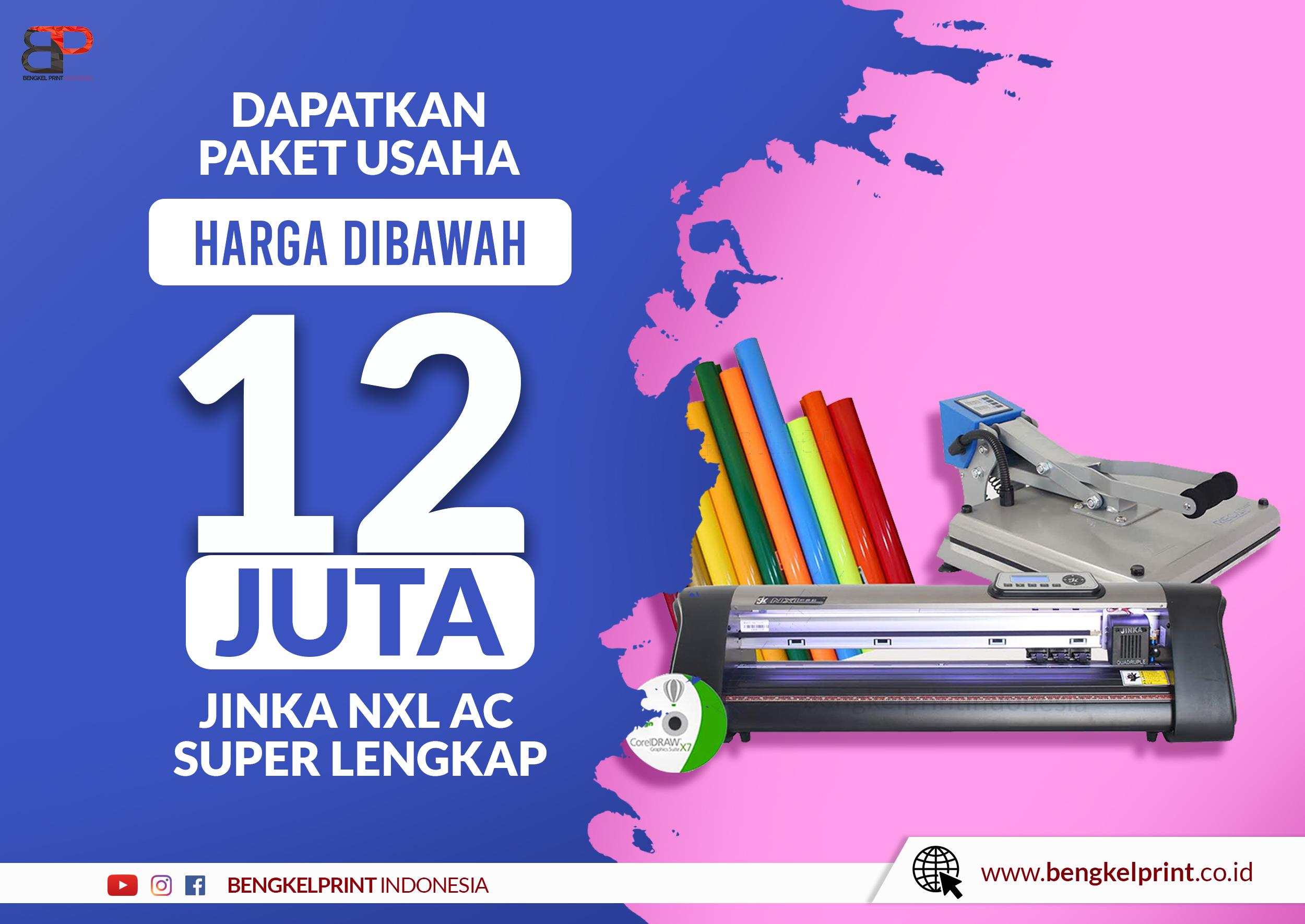 Paket Usaha Jinka NXL 721 AC