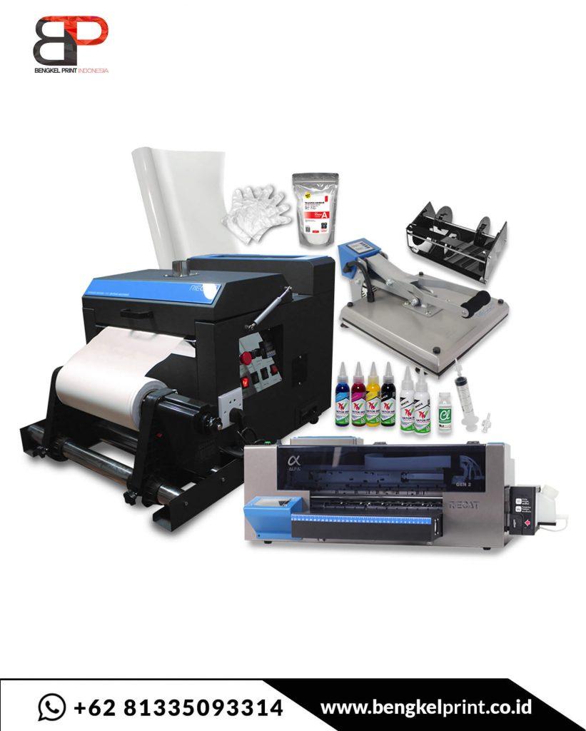 Harga Printer Sablon Tepung Komplit 2021