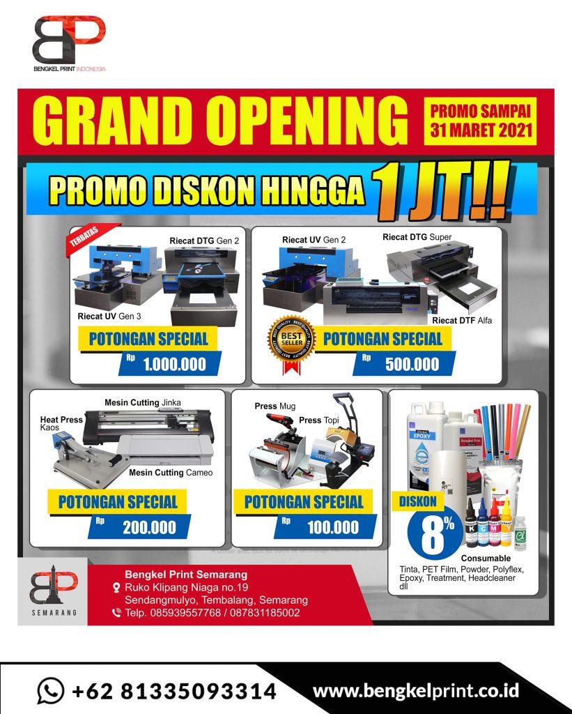 Harga Mesin Print Kain Semarang