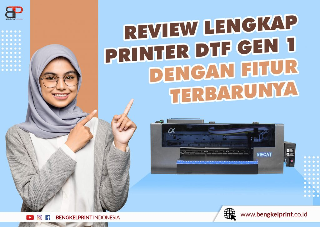 harga printer dtf riecat alfa gen 1