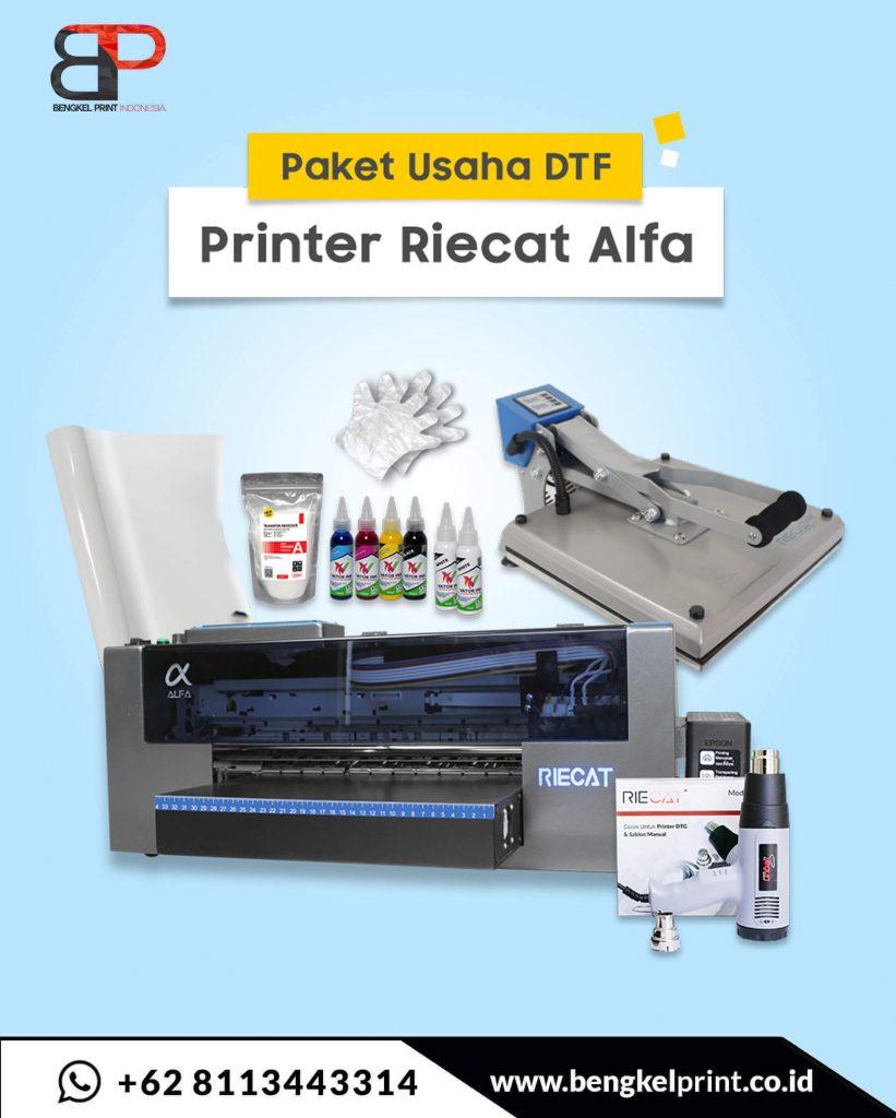 Printer Kain dtf pet film gen 1