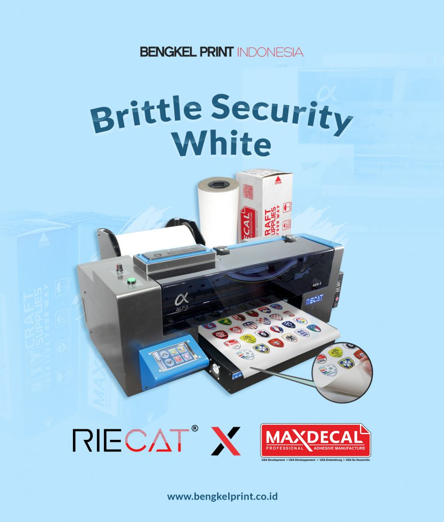 jual brittle security maxdecal