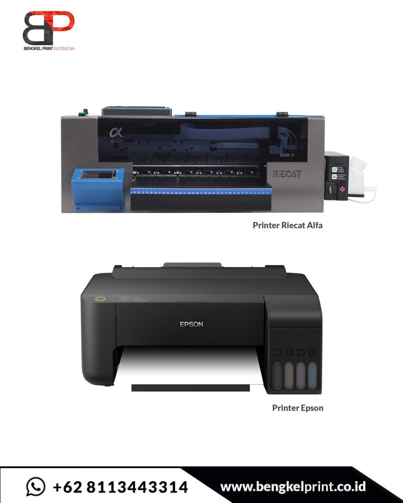 mesin printer cetak id card murah