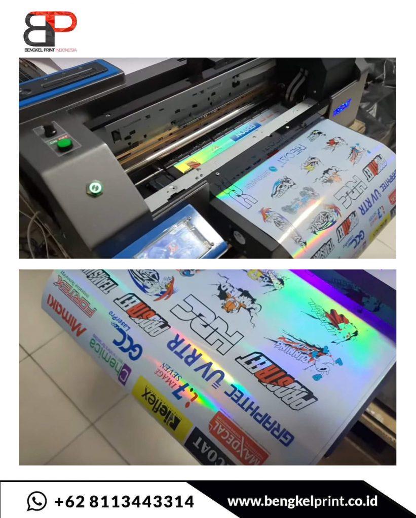 Printer UV Roll To Roll a3 murah 2021