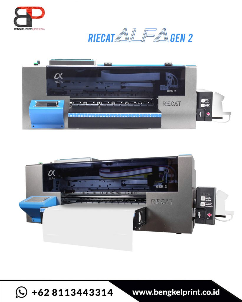 Jual Printer Riecat Alfa DTF gen 2